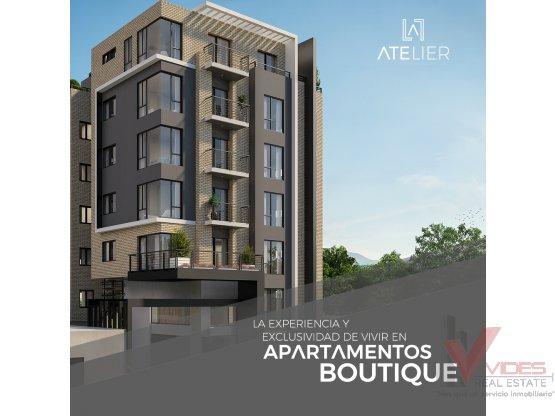 Venta Apartamentos ATELIER VH2 Z.15