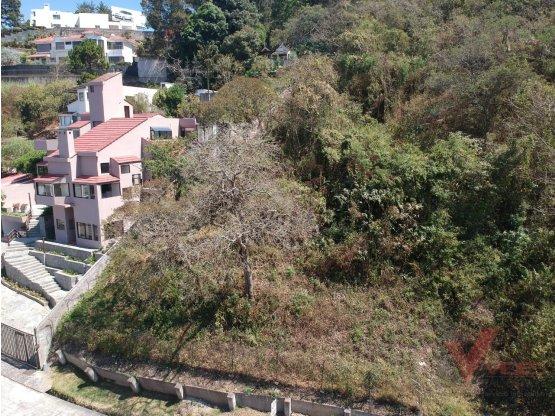 Venta Terreno en 30 Av. Lotificacion San Rafael.