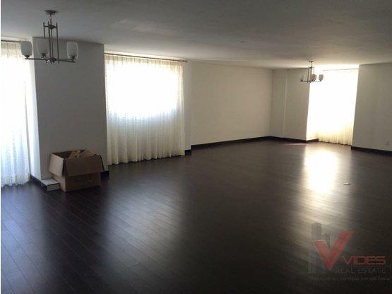 Renta apartamento por La Noria zona 14.