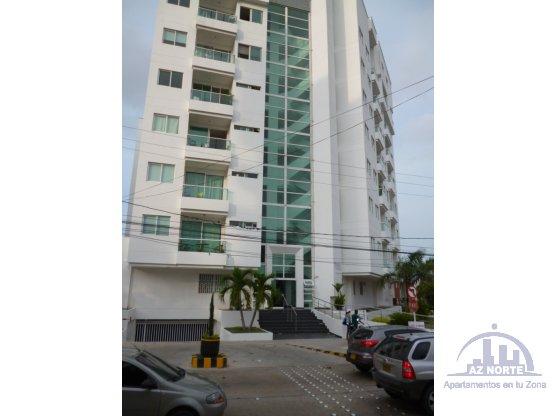 Apartamento Alquiler Barranquilla / Aparta-estudio