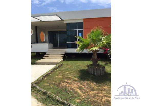 Venta casa de playa Barranquilla / 2 Alc