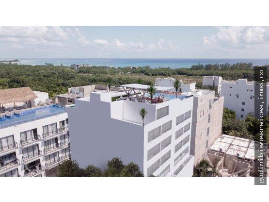 Preventa departamentos  centro  Playa del Carmen