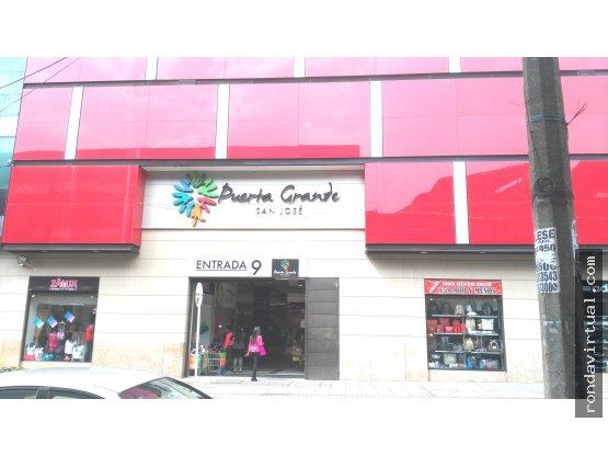Arriendo Local en Centro Comercial Puerta Grande