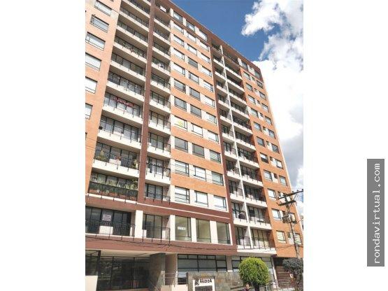Apartamento con doble garaje sector Cedritos
