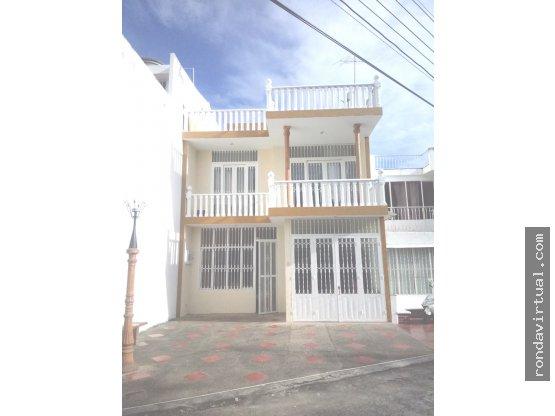 Vendo casa municipio Ricaurte