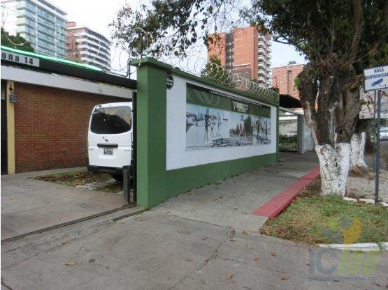 Rento Local en Zona 14, Guatemala