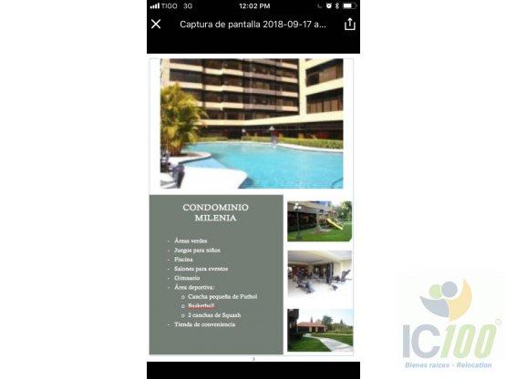 Alquilo Apartamento en Milenia, Zona 10 Guatemala
