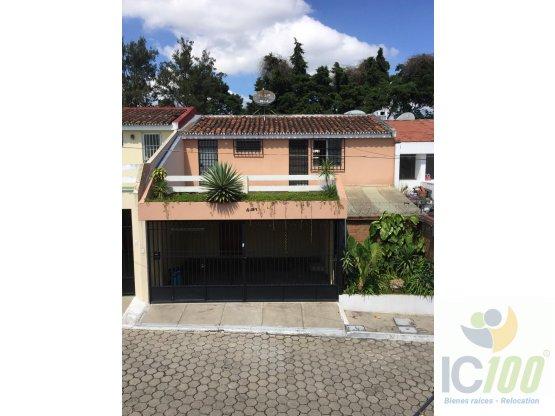 Rento casa San Miguelito, Zona 15 Guatemala