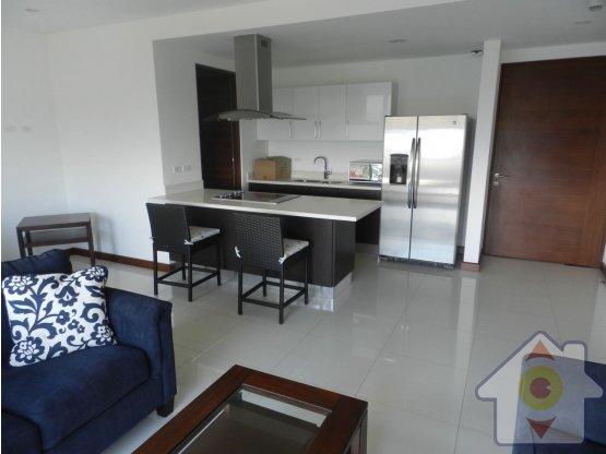 Apartamento 2 habitaciones en Bosques de Escazú