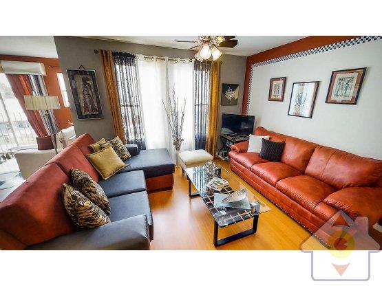 Apartamento amueblado en Altos de Palermo - 2 Hab.