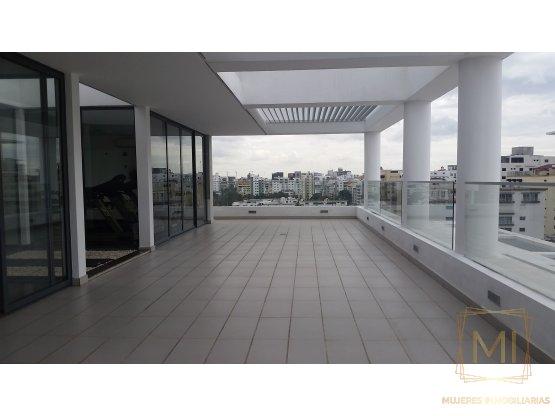 Apartamento en alquiler con LB en Evaristo Morales
