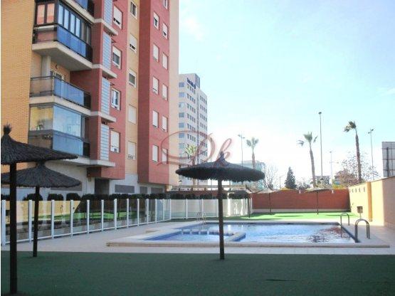 Piso en Juan Carlos I, Murcia - 2034