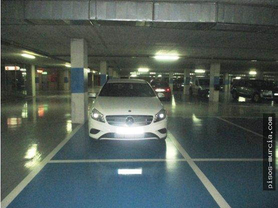 Parking La Vega, Murcia, precio inmejorable - 089
