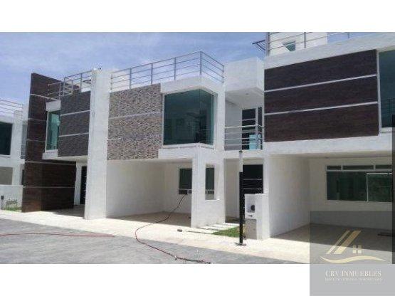 En venta CASA Residencial en Real de 14 Pachuca