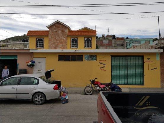 Venta CASA en Santiago Jaltepec Pachuca Hidalgo