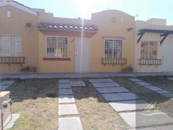 Casa en Renta en Fracc Real Toledo Pachuca Hgo