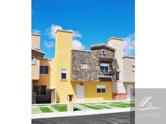 Casa en Renta en Fracc Real Madeira Pachuca Hgo
