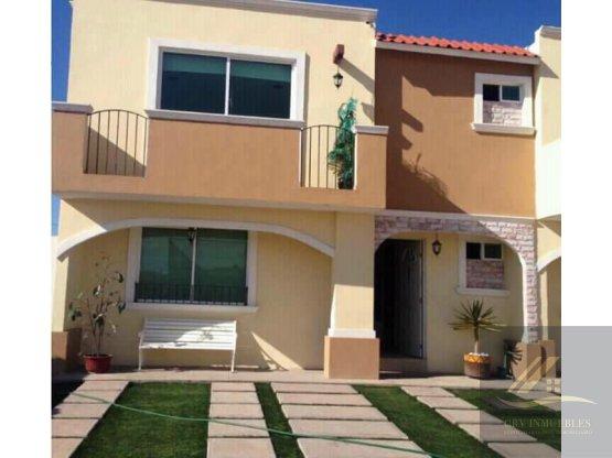 Casa en Renta en Fracc Santa FE Pachuca Hgo