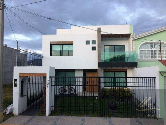 Venta Casa en Fracc. Real del Valle Pachuca