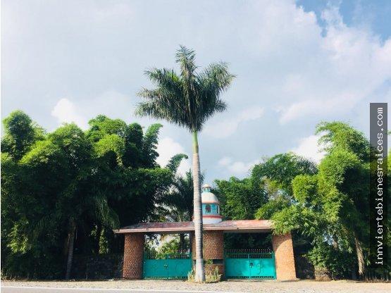 FRACCIONAMIENTO PRIVADO CAÑADAS DEL RIO