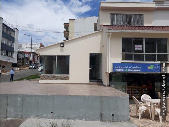 SE ARRIENDA CASA-OFICINAS EN EL NORTE DE ARMENIA