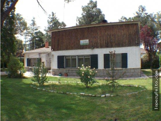 Chalet en Venta en Coto de Puenteviejo, Maello