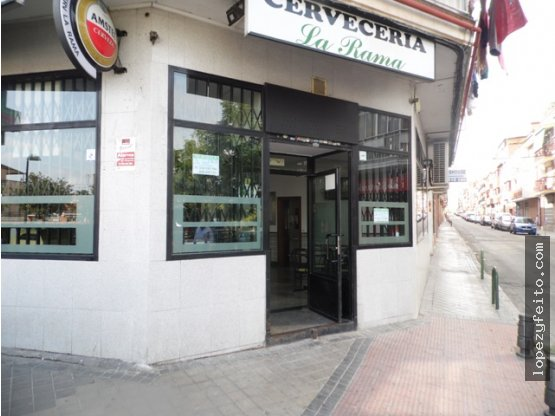 Bar en alquiler Buena Vista (Carabanchel), Madrid