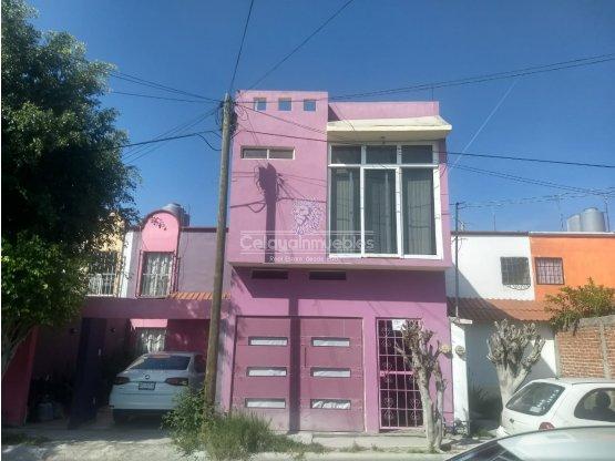 Casa en Celaya Fracc. Tahi
