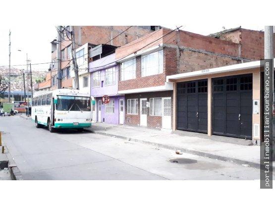 Venta de Bodega con local en Bogota, Zona Bosa.