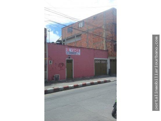 Casa lote en venta en san vicente Bogota