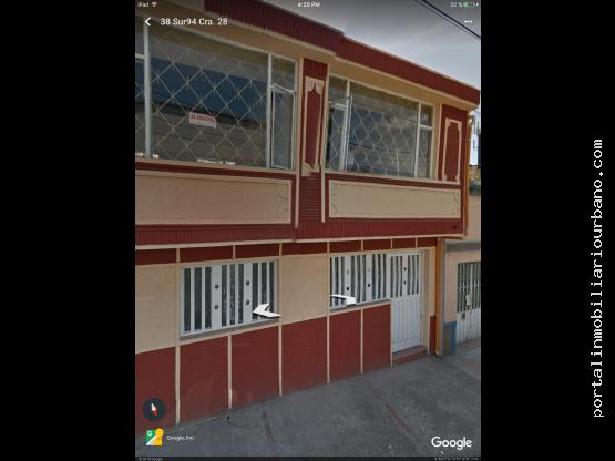 Venta de Casa en Bravo Paez Bogota