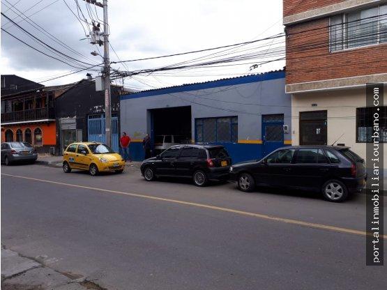 Bajo de precio! Vendo Bodega en los cerezos Bogota