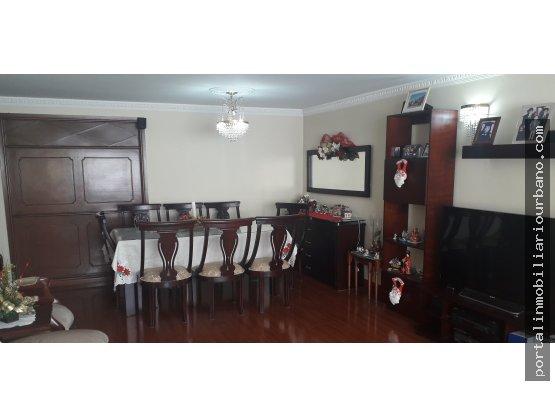 Venta de apartamento en Santa Paula, Bogota.