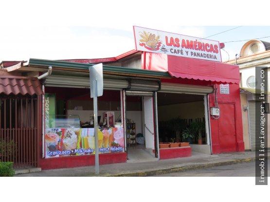 Venta Local Comercial Palmares, Alajuela