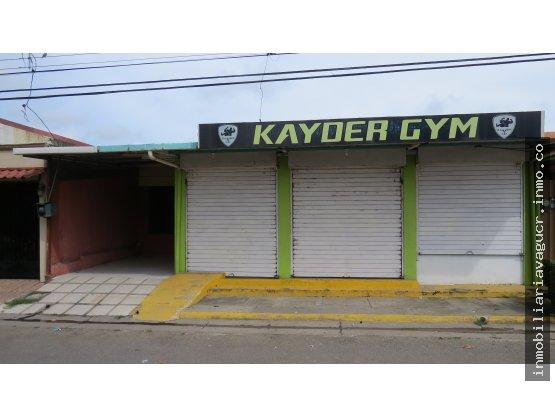 Venta de Local Comercial Barranca, Puntarenas