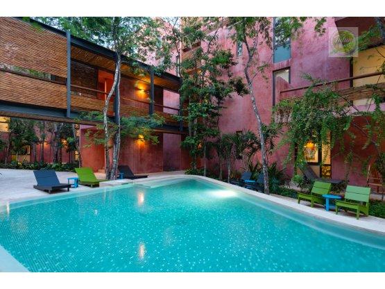 Luxury Penthouse dentro de Aldea Zama - QT