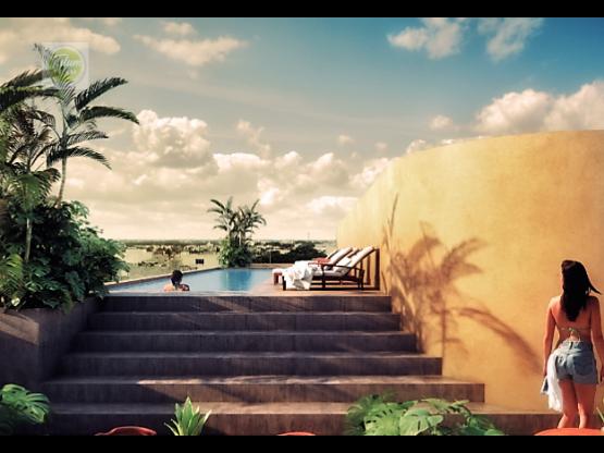 Céntrico Apartamento en Playa del Carmen - YX