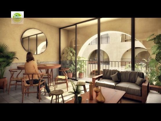 Apartamento estilo colonial, gran ubicación! - YX