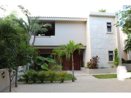 Hermosa Casa en la Riviera Maya