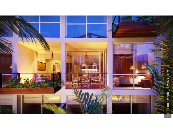 "Studio Tulum with Private Terrace ""B"" - TWT"
