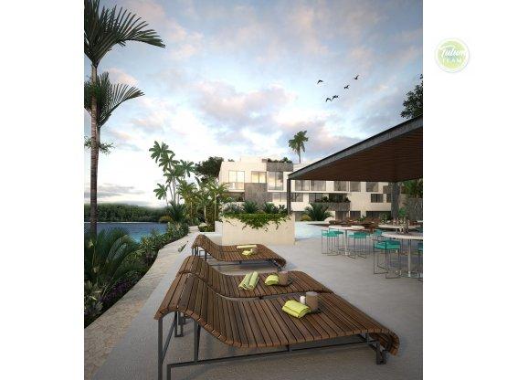 2 Bed. Apartment located at Bahia Principe - AV