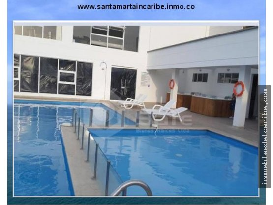 En venta apartamento Rodadero Santa Marta