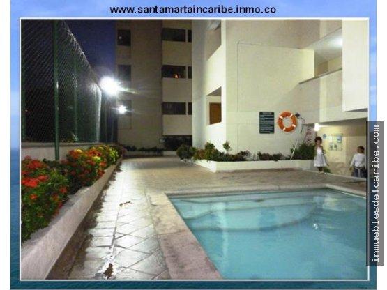 Apartamento en venta en el Rodadero Santa Marta
