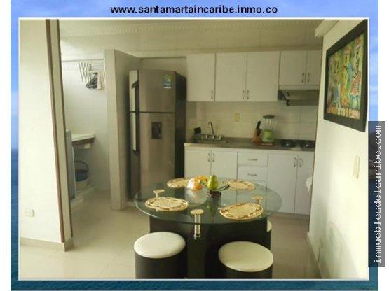 a la venta apartamento en Rodadero Santa Marta