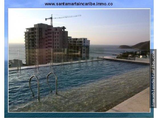 apartamento nuevo en venta Santa Marta