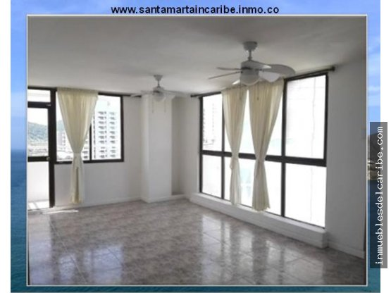 En venta apartamento Rodadero Sur Santa Marta