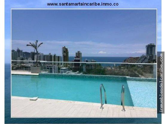 en venta apartaestudio Rodadero Santa Marta