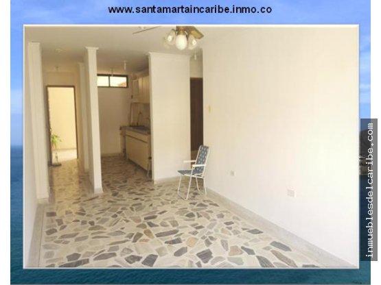 En venta apartamento pequeño Rodadero Santa Marta