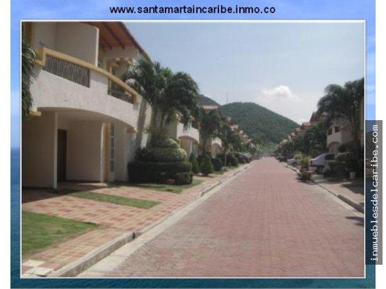 Casa en venta en el Rodadero Santa Marta