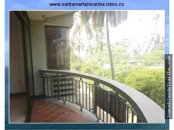 Apartamento amplio en venta Rodadero Santa Marta
